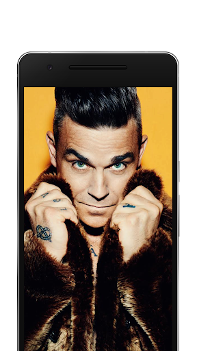 Robbie Williams screenshot