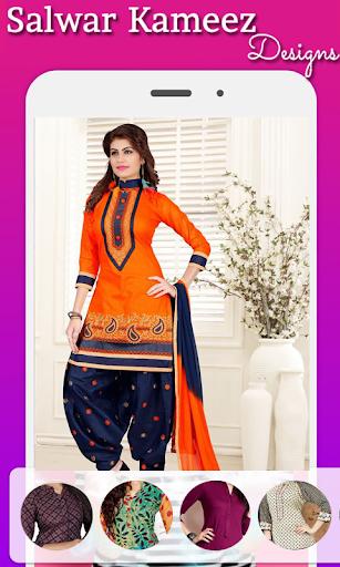 Salwar Neck Designs screenshots 1