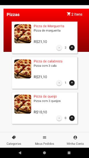 JáFood - Delivery de Comida screenshot 3