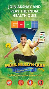 App GOQii - Preventive Healthcare. India Health Quiz. APK for Windows Phone