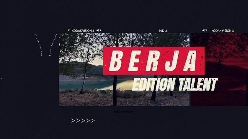 Berja edition Talent 2020.