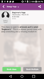 Energy Yoga and Wellness- screenshot thumbnail
