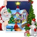 🎅🎅🎅Christmas live wallpaper icon