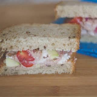 Dreamy Tuna Sandwich.