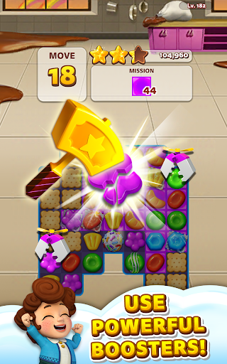 Sweet Road: Cookie Rescue Free Match 3 Puzzle Game  screenshots 18