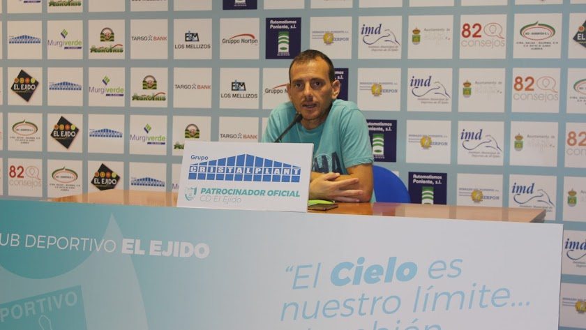 """Alberto González: """"Es el momento de que la afición se enganche"""""""