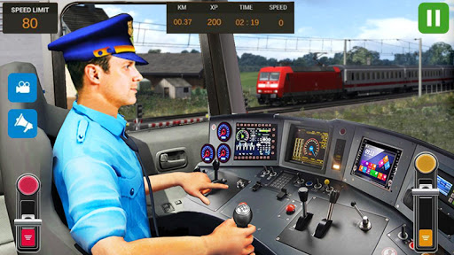 City Train Driver Simulator 2019: Free Train Games  screenshots 1