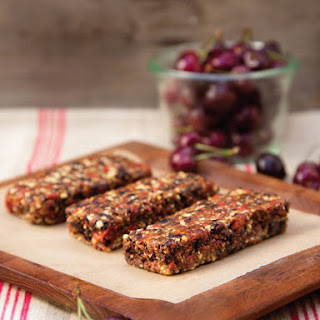 Raw Superfood Energy Bars