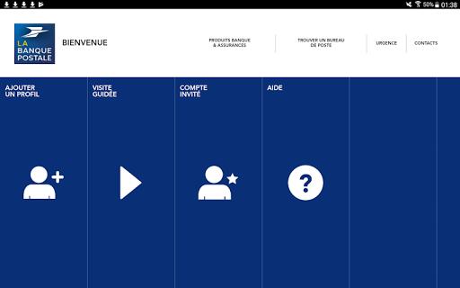 www.la banque postale.fr e carte bleue La Banque Postale   Apps on Google Play