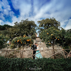 Wedding photographer Katerina Orsik (Rapsodea). Photo of 13.04.2017