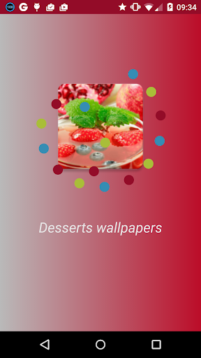 Desserts wallpapers