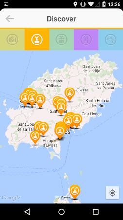 Clubbers App to Ibiza 3.6 screenshot 2092555