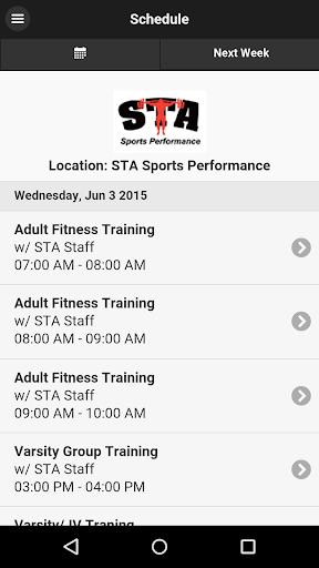 STA Sports Performance