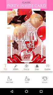 Invitation maker rsvp maker android apps on google play invitation maker rsvp maker screenshot thumbnail stopboris Choice Image