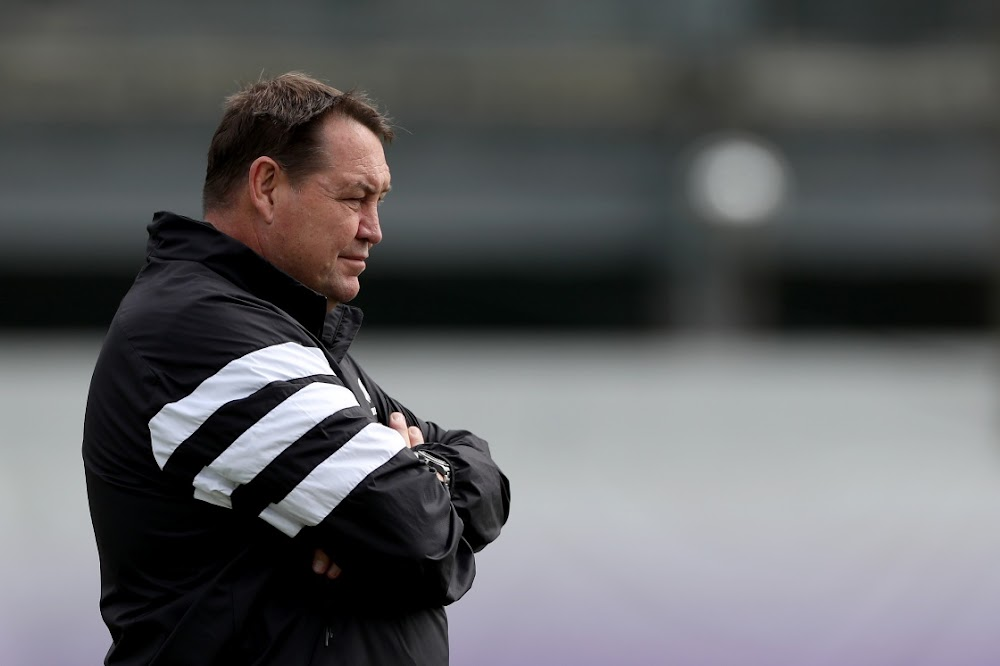Complacency won't be an issue against Ireland, says All Blacks coach
