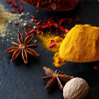 1. Turmeric ginger tea