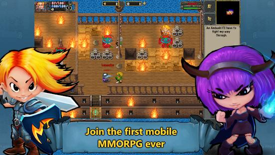 TibiaME MMO Screenshot 8