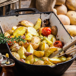 Roasted Potato Casserole