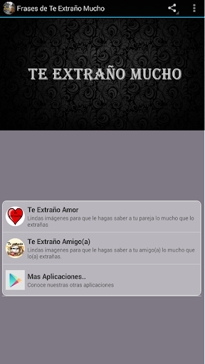 Download Frases De Te Extrano Mucho Google Play Softwares