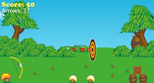 Super Archer Running shooting