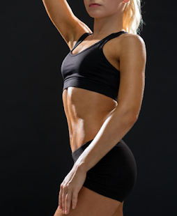 Flat Stomach - 7 minute timer - náhled