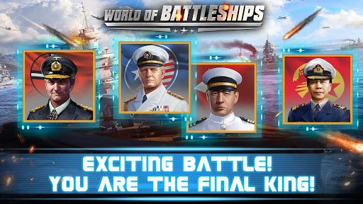 World of Battleships: Attack 1.7.2 screenshots 3