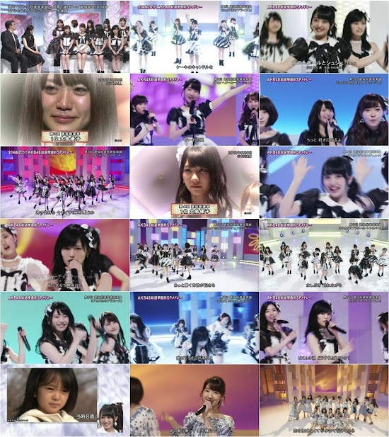 160618 Music Fair AKB48 SP