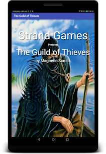 The Guild of Thieves- screenshot thumbnail