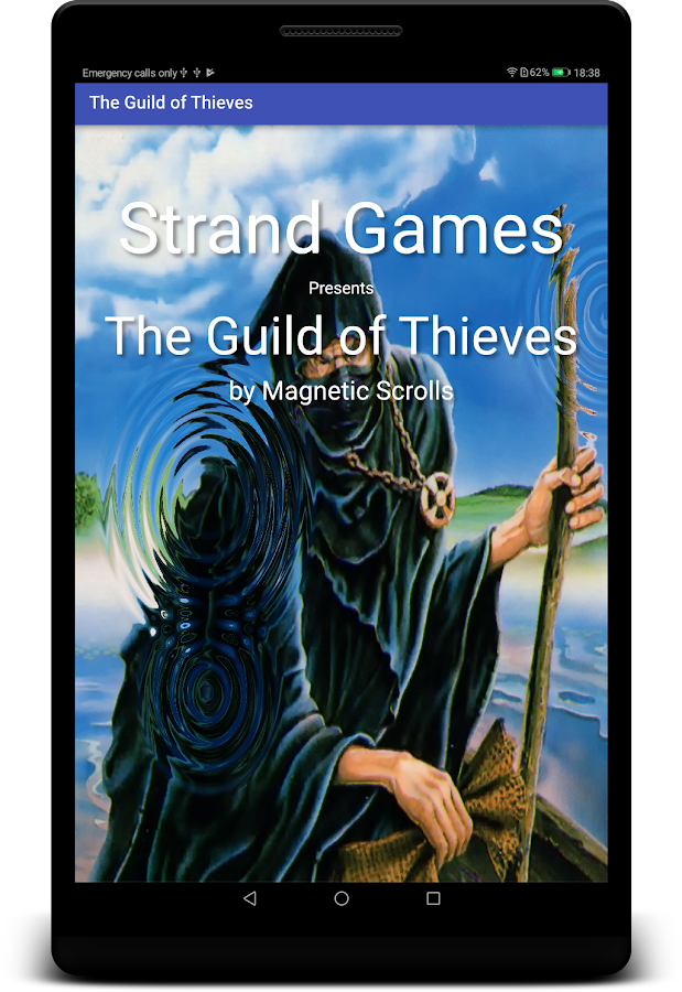The Guild of Thieves- screenshot