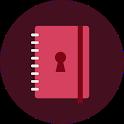 S-Diary : 시크릿 다이어리 - 완전 보장 비밀 일기(음성으로 읽어줌) 2D바코드생성 icon
