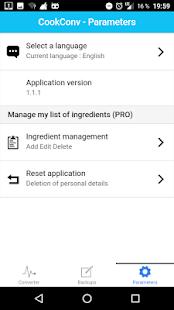 Convertisseur Cuisine Applications Android Sur Google Play - Convertisseur cuisine