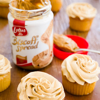 Brown Sugar Biscoff Frosting