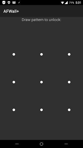 AFWall+ (Android Firewall +) 3.4.0 screenshots 8
