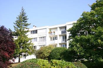 Appartement 2 pièces 43,76 m2