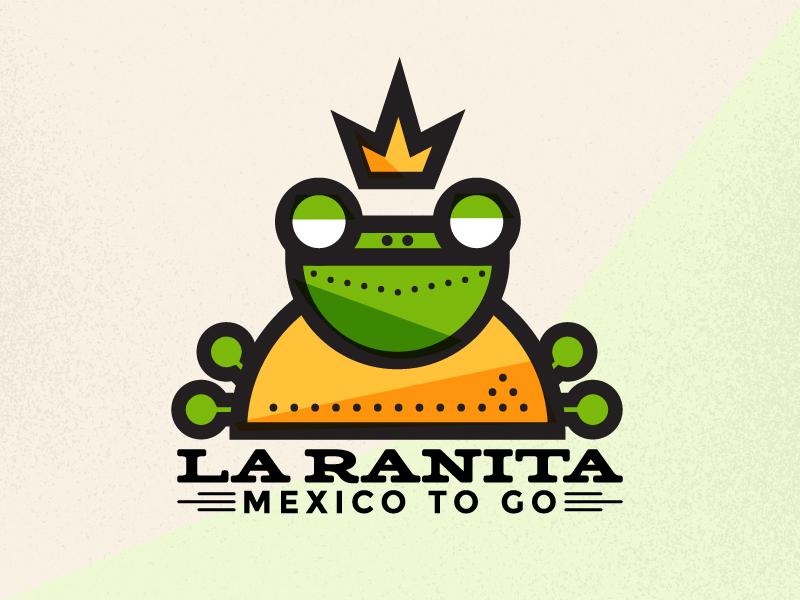 La Ranita Mexico To Go Logo