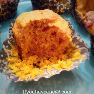 Pumpkin Spice Muffins – 2 Points Plus per serving
