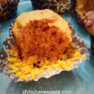 Pumpkin Spice Muffins – 2 Points Plus per serving.