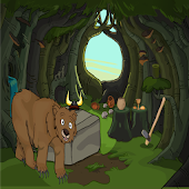 Cave Bear Escape
