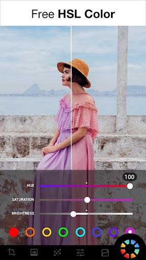 Photo Editor, Filters & Effects, Presets - Lumii 1.191.49 screenshots 3