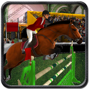Horse Jumping Show 3D 2015-16 for PC and MAC