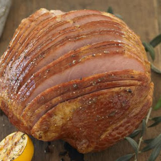 Slow Cooker Cola Ham With Brown Sugar Glaze
