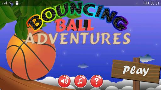 Bouncing Ball Adventures