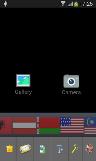 Picture Profile Flag Insta app