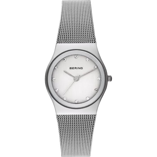Bering Classic Polished Silver Dam 14526-000