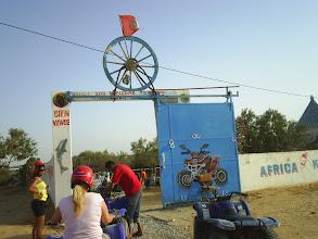 Photo: Тунис 2008, страусиная ферма
