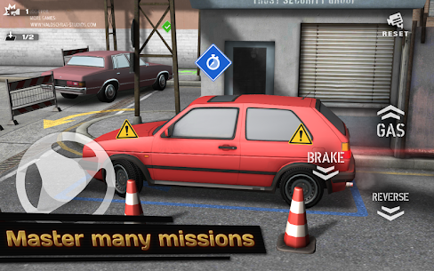 Backyard Parking 3D Apk  Download For Android 7