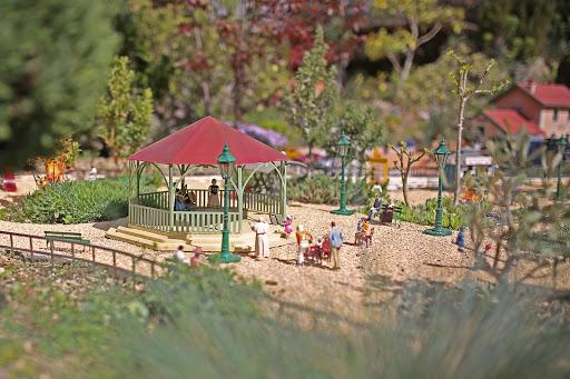 Le jardin public .