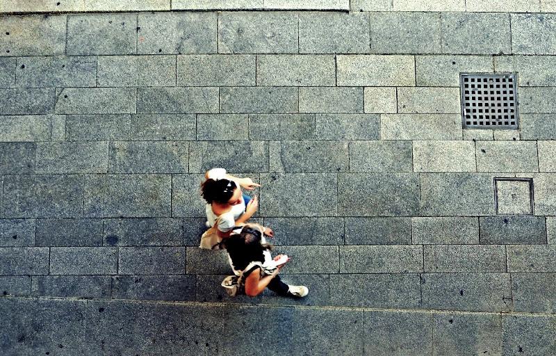Walking on the wall di roberto_p