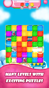 Pop Tap Cube- screenshot thumbnail