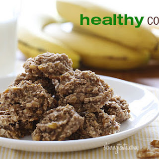 Healthy No Bake Cookies Without Peanut Butter Recipes.